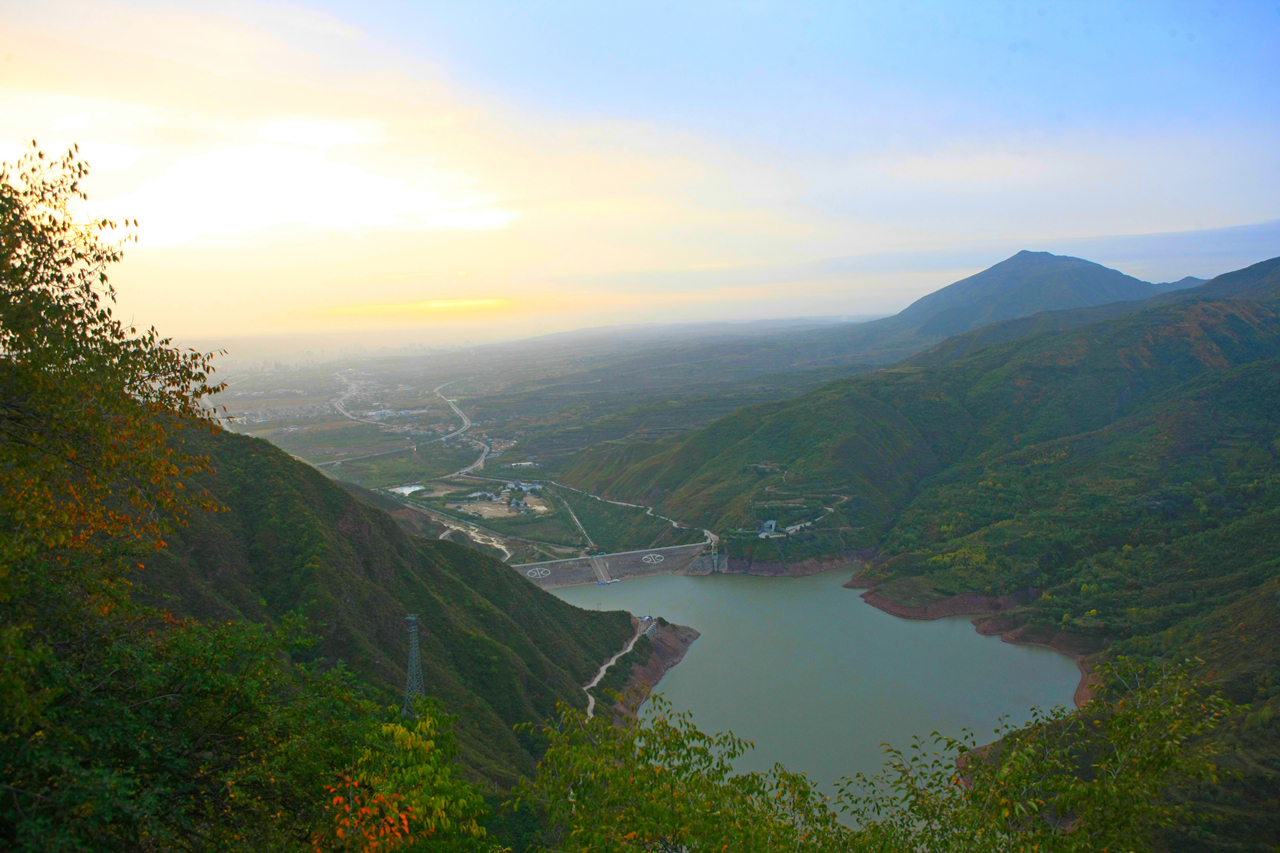陇轩摄影作品欣赏之平凉崆峒山风景名胜区